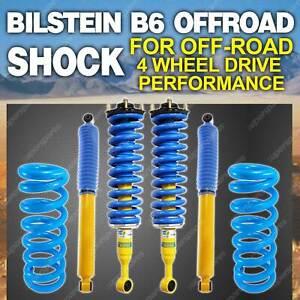 Bilstein Shock 50mm Lift Kit Coil for Nissan Navara D23 NP300 Pick Up 15-On