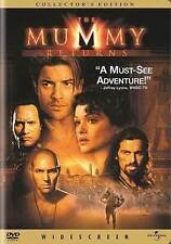 BRAND NEW FACTORY SEALED WIDESCREEN DVD The Mummy Returns (DVD, 2014)
