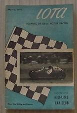 IOTA 500 CLUB RACING Car Magazine March 1951