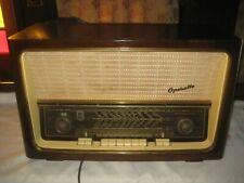 More details for large vintage telfuken operette 8 vintage radio working