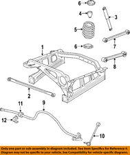 CHRYSLER OEM Rear Suspension-Spring Insulator 52089341AF