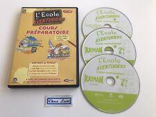 L'École Des Aventuriers Cours Préparatoire CP (Rayman + Lapin Malin) - PC - FR