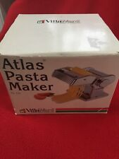 Atlas Pasta Maker #170 Made in Italy by Marcato Kitchen VillaWare Italian