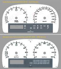 Lotus Elise Speedometer Dial km/h Kilometers * NEW