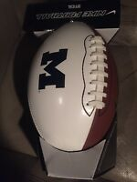Nike University of Michigan Wolverines Official Autograph Panel Football FT0282