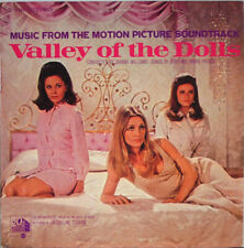 Valley Of The Dolls Sound Track 1967 Ost Lp