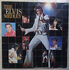 VINYLE 33 TOURS ELVIS PRESLEY MEDLEY RCA PL 14530 FRANCE 1982 LP