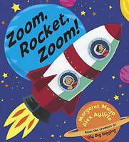 Zoom, Rocket, Zoom! (Awesome Engines), Mayo, Margaret, Very Good Book