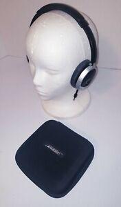 BOSE Triport OE On-Ear Folding Headphones and BOSE Case