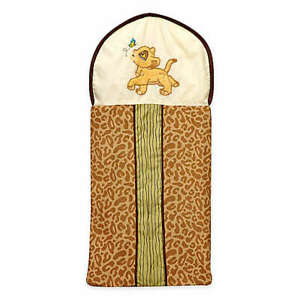 Lion King Appliqued Diaper Stacker by Disney Baby