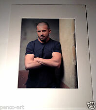 Prison Break Dominic Purcell Lincoln Burrows Mounted TV Series Photo Picture