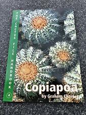 Copiapoa, the cactusfile handbook,Nr 4, Graham Charles, hardbound