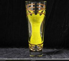 "Sottsass Associati ""Tree of Life"" Art Glass Vase - Italy - 12.5""H"