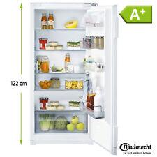 A+ Kühlschrank Einbaukühlschrank Einbau 122cm Einbaugerät Bauknecht integriert