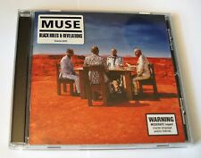 MUSE BLACK HOLE & REVELATIONS CD 2006 MANUFACTURED BY WARNER MUSIC AUSTRALIA