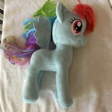 """My Little Pony """"Rainbow Dash"""" 14 Inch Plush-just Needs A Little Girl To Love Her"""