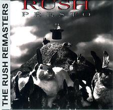RUSH - PRESTO ( MINI LP AUDIO CD with OBI )