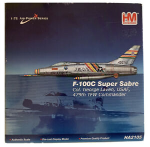 Hobby Master 1/72 HA2105 F-100C Super Sabre