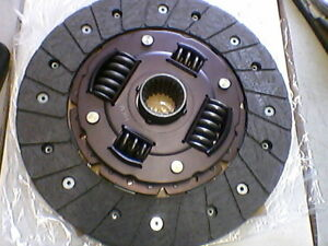 """HOLDEN 6 TO TOYOTA SUPRA CELICA G/BOX CLUTCH PLATE  RED Engine 8.6"""" Dia"""