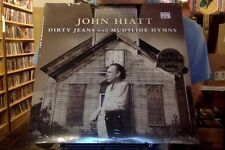 John Hiatt Dirty Jeans and Mudslide Hymns LP 180g vinyl
