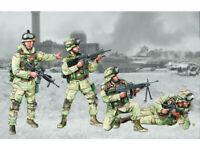 Trumpeter 410 US 101st Airborne Division 1/35 Scale Plastic Model Figures