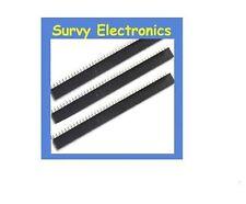 12pcs 1 X 40pin 2.54 Break Away Female Headers for Arduino Prototype Shield DIY