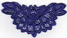 """Venise Lace Applique 5""""  Medallion Dress Trim price for 10 #1524"""