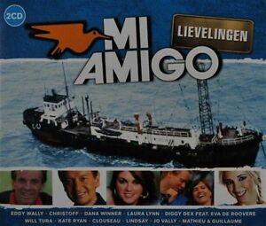 V/a - Mi Amigo - Lievelingen 2-cd (Bobby Prins,6.  Paul Severs ,Belle Perez