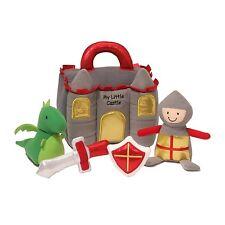 GUND Knight Dragon Castle Soft Toy Play Set   NEW  27362