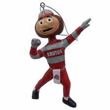 Brutus Buckeye Ohio State Buckeyes Showstomperz 4.5 inch Bobblehead NCAA