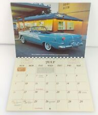 Old Cars Collectors Edition Calendar 1978 Krause Bel Air Starfire Packard