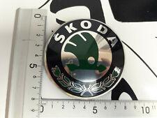 Emblema trasera SKODA Fabia Octavia 1U0853621