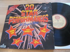 LP 20 STAR performances CONNIFF Bennett RAY Vinyle Pickwick PLE 7002