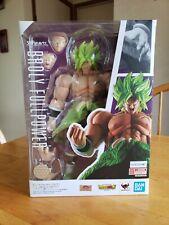 Tamashii Nations S.H. Figuarts Super Saiyan Broly (Full Power) Dragon Ball Super