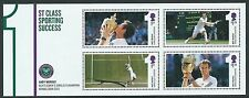 GB QEII MNH MINIATURE SHEET ANDY MURRAY WIMBLEDON 2013 CHAMPION  SG MS3511