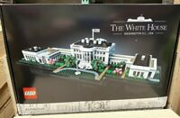 LEGO Architecture The White House 21054 - 2020 EXCLUSIVE Sealed Ship From US FS