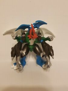 2000 Bandai Digimon Paildramon Mini Figure