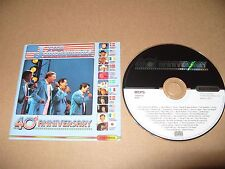 The Jordanaires 40th Anniversary 17 track cd 1994 Excellent Condition