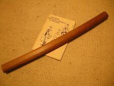 JAPANESE SWORD SHEATH/SAYA  CIRCA 1890 & RARE SWORDS BOOK