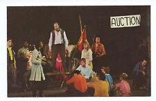 Beckley WV (near) scene Honey in the Rock Cliffside Amphitheater post card