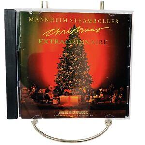 Mannheim Steamroller Christmas Extraordinaire Music Audio CD 2001
