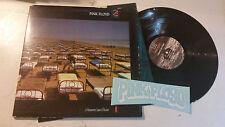 A Momentary Lapse Of Reason Pink Floyd LP '87 w/inr david gilmour w/fan sticker