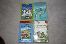 lot of 4 childrens books level 2 Frog and Toad Young Cam Jansen