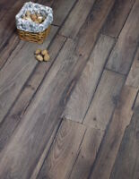 Egger Heritage Dark Oak Rustic laminate Flooring Packs Click 15 Year Warranty