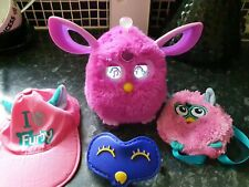 Furby Connect Purple Interactive Talking Electronic Pet