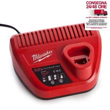Caricabatterie Milwaukee 12 Volt Serie M C
