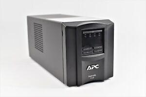APC SMT750I Smart-UPS 750VA LCD USV Tower 500W Notstrom Power Backup