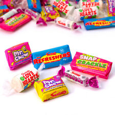 SWIZZELS MINI SWEETS VARIETY MIX LOVE HEARTS FIZZERS REFRESHERS PICK MIX CANDY