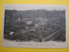 CPA-MONTFORT-L'AMAURY -Panorama,vu de la Place de l'Eglise  Réf 238/02