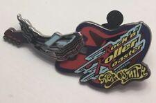Disney World - Rock N Roller Coaster Slider - Aerosmith DHS Pin